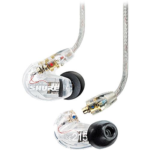 Shure SE215 CL izolációs fülhallgató