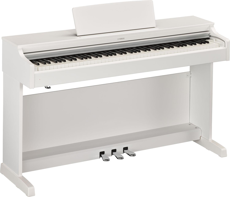 Yamaha YDP-163 WH ARIUS digitális zongora