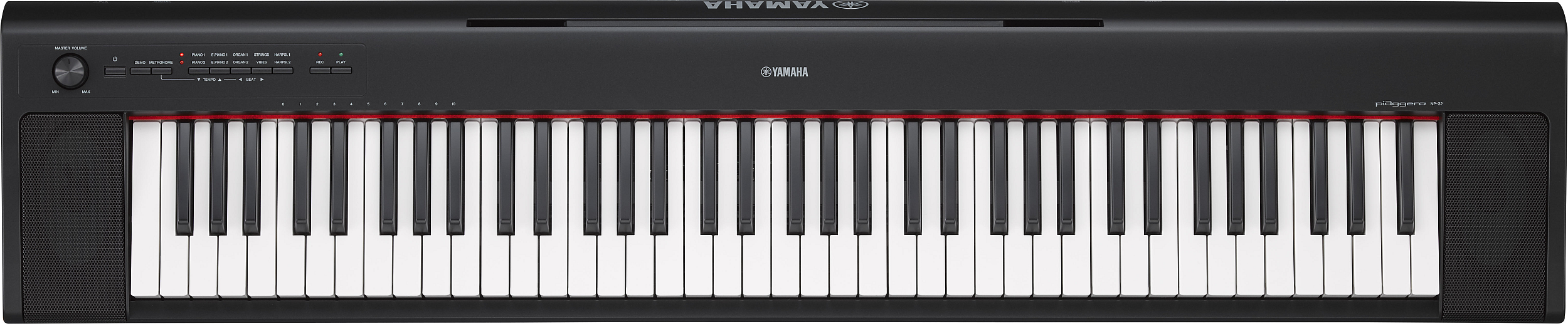 Yamaha NP-32B Piaggero digitális színpadi zongora
