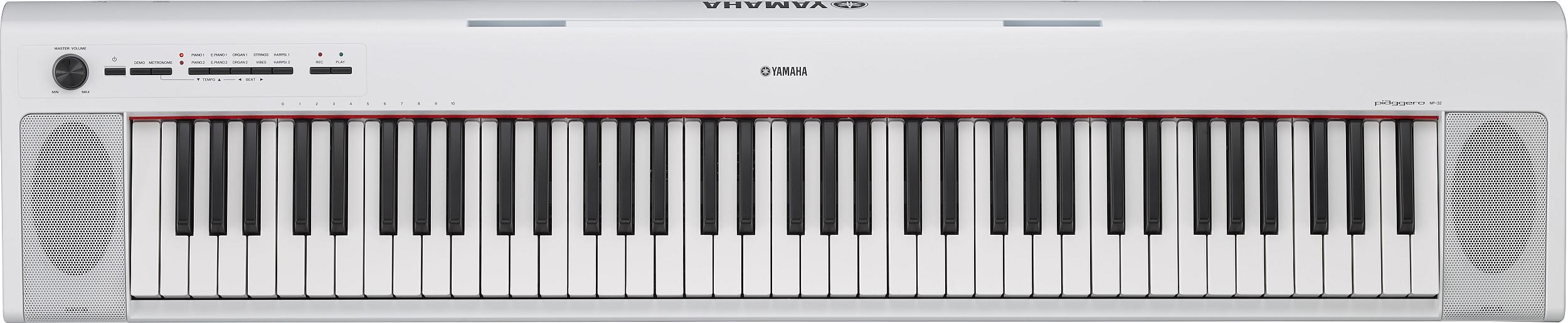 Yamaha NP-32WH Piaggero digitális színpadi zongora
