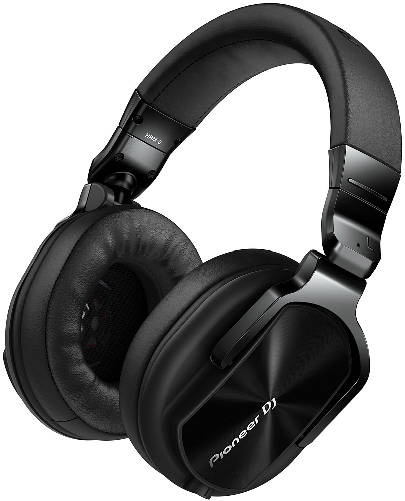Pioneer DJ HRM-6 professzionális stúdió monitor fejhallgató ... b21997bda0