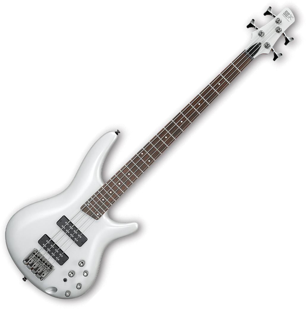 Ibanez SR300E-PW elektromos basszusgitár