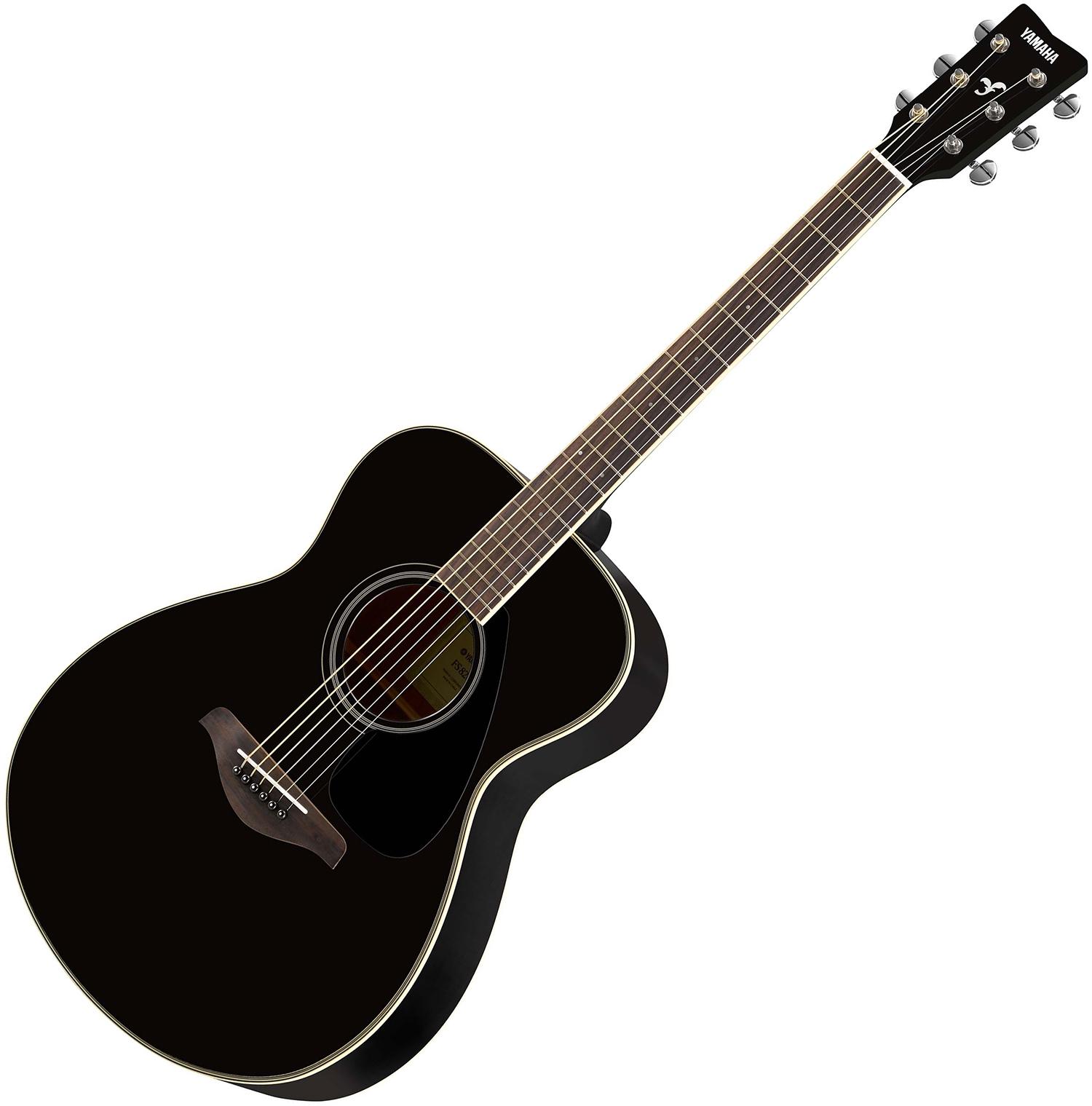 Yamaha FS820 BL akusztikus gitár