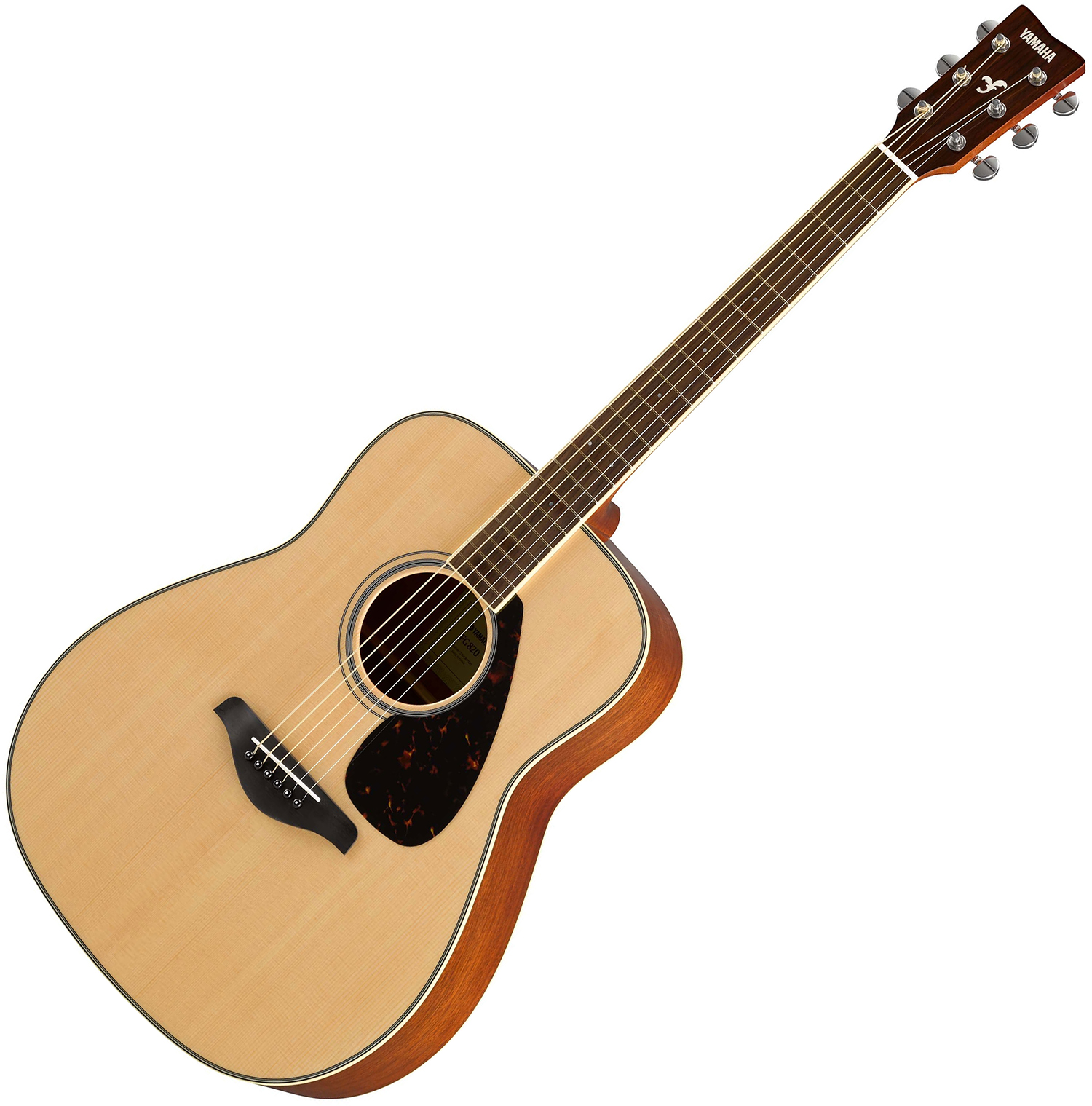Yamaha FG820 Natural akusztikus gitár