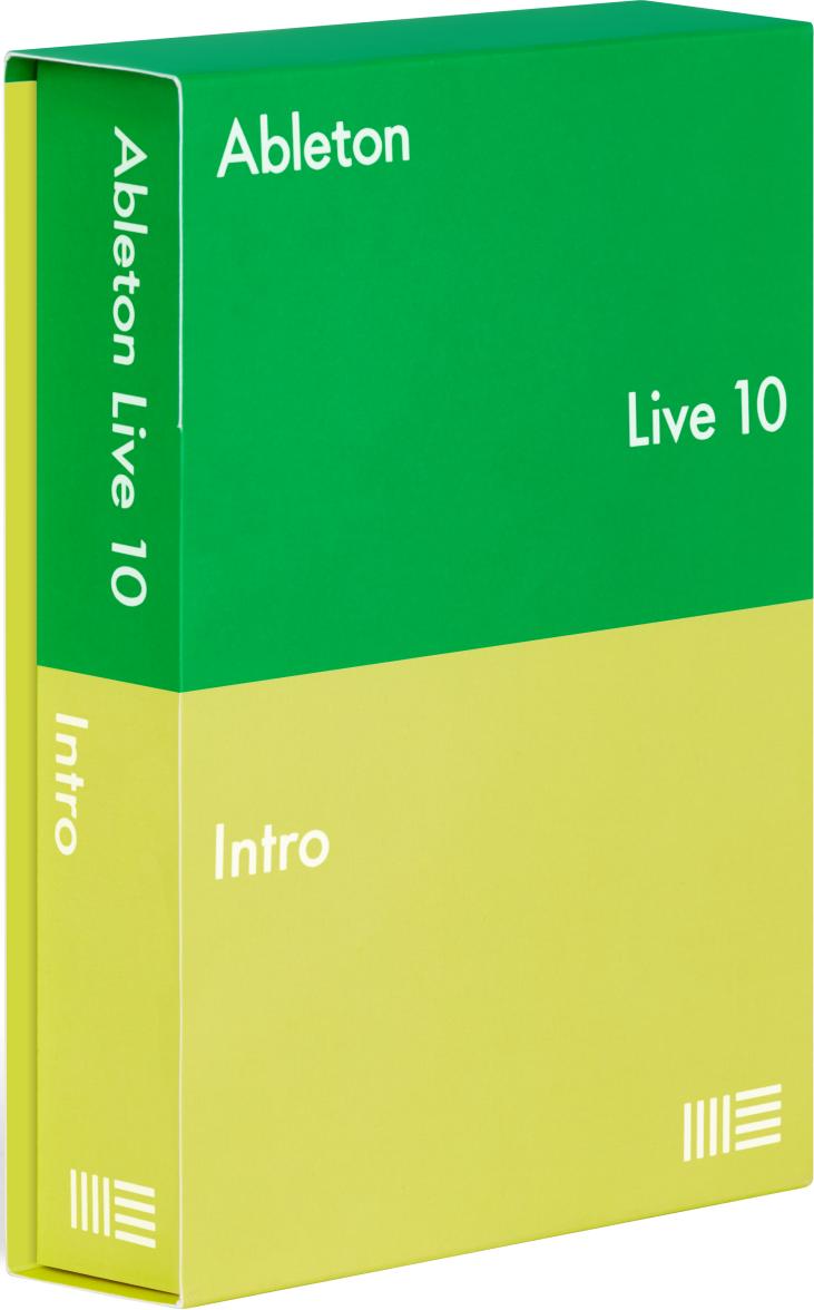 Ableton Live 10 Intro DAW szoftver