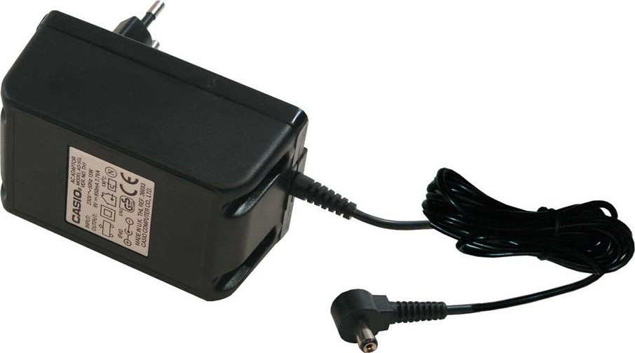 Wall Home AC Power Adapter Cable Cord for Casio CTK 541 CTK-541