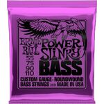 Ernie Ball 2831 Nickel Wound Power Slinky Bass 55-110 basszus gitárhúr