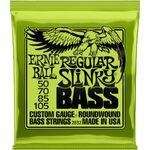 Ernie Ball 2832 Nickel Wound Regular Slinky Bass 50-105 basszus gitárhúr