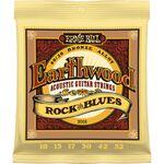 Ernie Ball 2008 Earthwood Bronze Rock & Blues 10-52 akusztikus gitárhúr