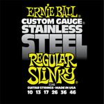 Ernie Ball 2246 Stainless Steel Regular Slinky 10-46 elektromos gitárhúr