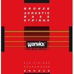 Warwick 35200 MS 4 45-105 akusztikus basszus gitárhúr