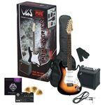 VGS RC-100 3TS elektromos gitárszett