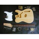 Tajti Music Telecaster Kit csináld magad elektromos gitár készlet