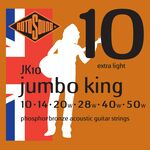 Rotosound JK10 Phosphor Bronze 10-50 akusztikus gitárhúr
