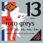 Rotosound R13 roto greys 13-54 elektromos gitárhúr