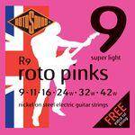 Rotosound R9 roto pinks 09-42 elektromos gitárhúr