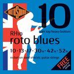 Rotosound RH10 roto blues 10-52 elektromos gitárhúr