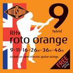 Rotosound RH9 roto orange 09-46 elektromos gitárhúr