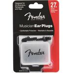 Fender Musician Series Ear Plugs Black füldugó