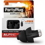 Alpine PartyPlug fekete füldugó