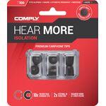 Comply Isolation T-100 memóriahab fülilleszték S