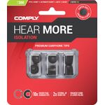 Comply Isolation T-200 memóriahab fülilleszték ASST