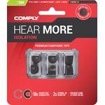 Comply Isolation T-200 memóriahab fülilleszték L