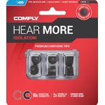 Comply Isolation T-400 memóriahab fülilleszték M