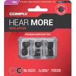 Comply Isolation T-500 memóriahab fülilleszték L