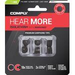 Comply Isolation+ TX-200 memóriahab fülilleszték L