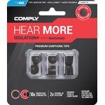 Comply Isolation+ TX-400 memóriahab fülilleszték S