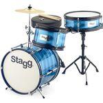 Stagg TIM JR 3/12B BL akusztikus dobszett