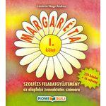 Margaréta - 1. kötet kotta