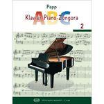 Zongora ABC 2. (zongoraiskola kezdőknek Eu) - kotta