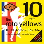 Rotosound R10 roto yellows 10-46 elektromos gitárhúr