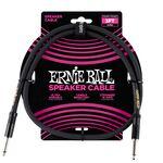 Ernie Ball 6071 0,9m fekete hangfalkábel