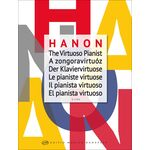 Hanon, Charles-Louis: A zongoravirtuóz - kotta