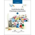 Lakos Ágnes: A barátságos zongoraiskola 1 - kotta
