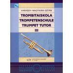 Trombitaiskola 3 (Varasdy Frigyes, Nagyiván Éva, Sztán István) - kotta