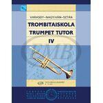 Trombitaiskola 4 (Varasdy Frigyes, Nagyiván Éva, Sztán István) - kotta