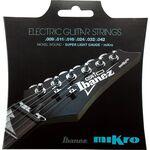 Ibanez IEGS61MK 10-46 rövid menzúrás elektromos gitárhúr