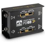 Palmer PDI03JB hangszóró szimulátor és passzív DI-box