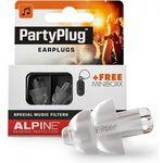 Alpine PartyPlug átlátszó füldugó