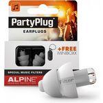 Alpine PartyPlug fehér füldugó