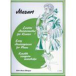 Wolfgang Amadeus Mozart: Kezdők zongoramuzsikája - kotta
