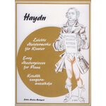 Franz Joseph Haydn: Kezdők zongoramuzsikája - kotta
