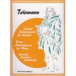 Georg Philipp Telemann: Kezdők zongoramuzsikája - kotta