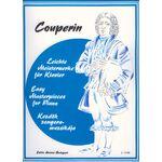 François Couperin: Kezdők zongoramuzsikája - kotta