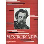 Modest Petrovich Mussorgsky: Album - kotta