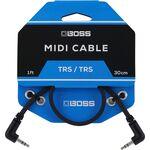 BOSS BCC-1-3535 30 cm TRS MIDI kábel